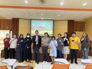 คณะเทคโนโลยี จัดกิจกรรมอบรมภาษาเกาหลี เพิ่มศักยภาพภาษาต่างประเทศที่ 2 ให้กับนักศึกษา